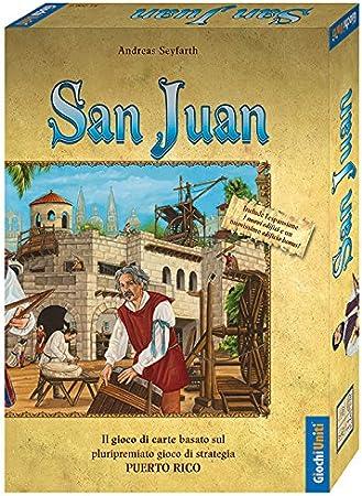 Giochi Uniti GU451 San Juan - Juego de Mesa: aa.vv.: Amazon.es: Juguetes y juegos