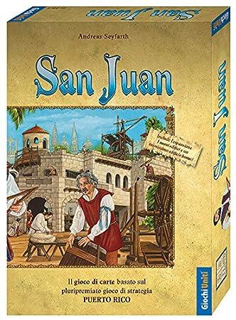 Giochi Uniti GU451 – Juegos de Mesa San Juan: aa.vv.: Amazon.es ...