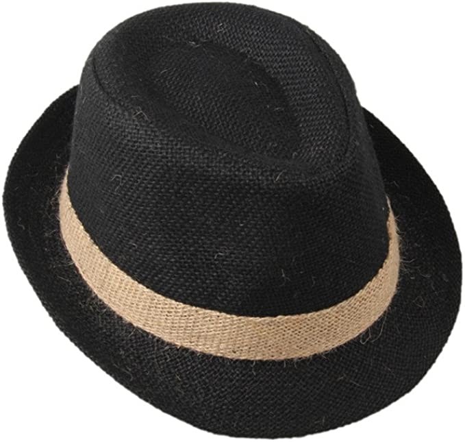 US Kids Baby Girl Boy Felt Fedora Trilby Hat   Cap  Hat New bL