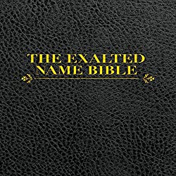 The Exalted Name Bible