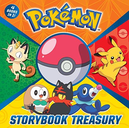 Pokémon Storybook Treasury (Pokémon): 2