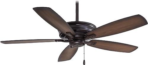 Minka Aire F695-KA, Kafe, 52 Ceiling Fan, Kocoa
