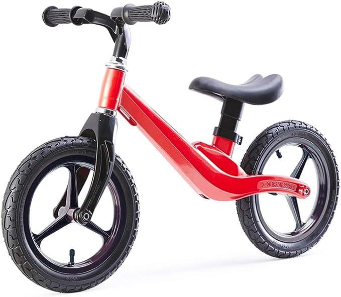 YUMEIGE Bicicletas sin Pedales Bicicleta de Equilibrio Bicicleta ...