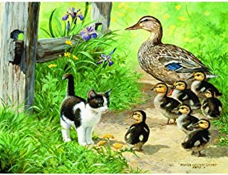 product image for SUNSOUT INC Duck Inspector 500 pc Jigsaw Puzzle