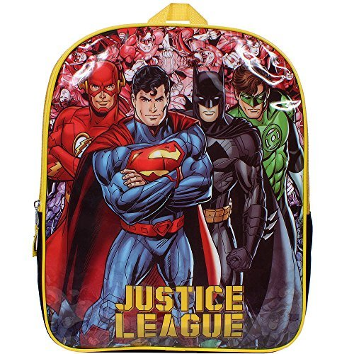 Justice League Backpack (16