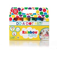 DO A DOT Rainbow Do A Dot Markers 6 Count Pack