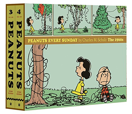 3-4: Peanuts Every Sunday: The 1960s Gift Box Set (Peanuts Every Sunday) by Fantagraphics Books