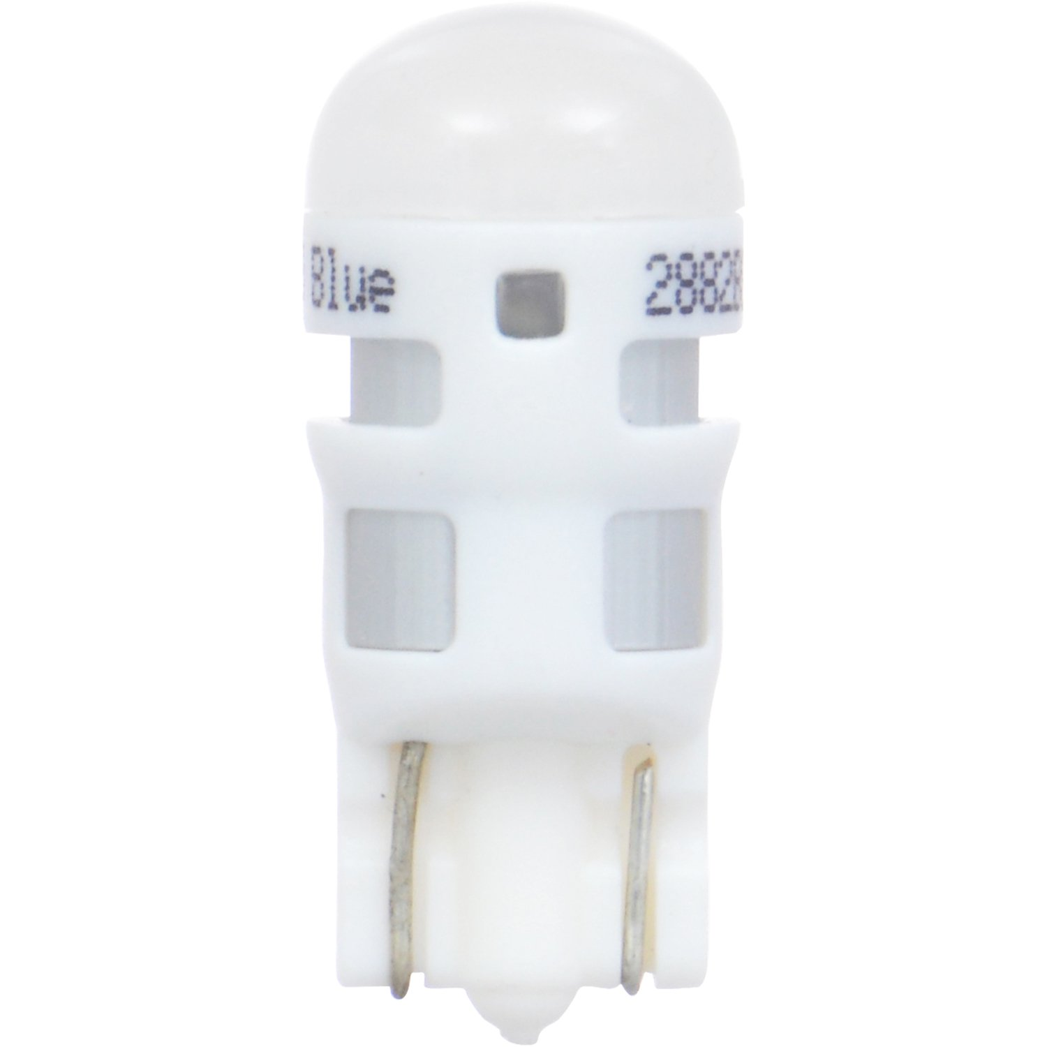 Ideal fo Interior Lighting Map SYLVANIA Bright LED Bulb Trunk 194 T10 W5W ZEVO LED White Bulb Dome Contains 1 Bulb Cargo and License Plate