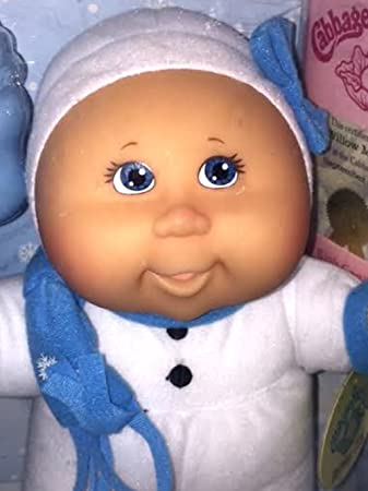 Amazon.com: Cabbage Patch Kids doll Holiday Christmas CPK: Toys ...