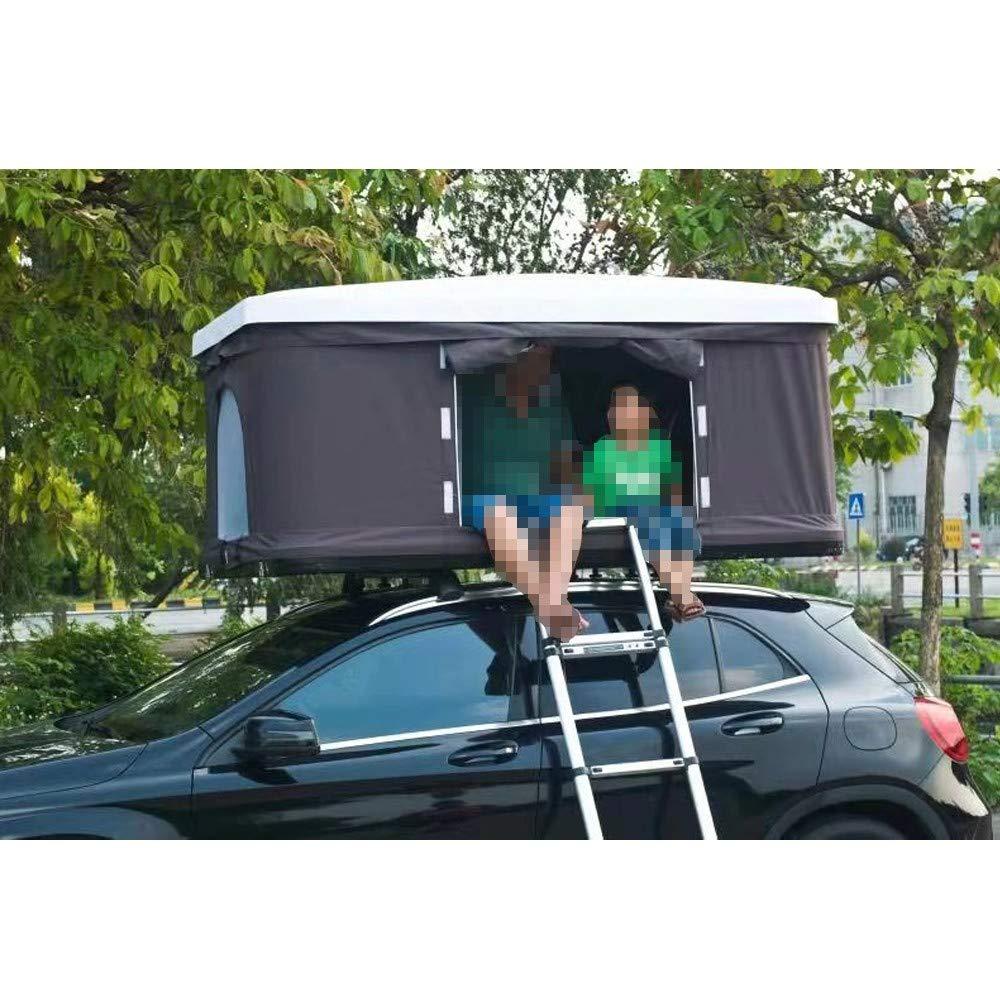 Adecuado para 2-3 Personas Tienda De Techo De Carpa ABS para Autos XPHW Recorrido Autocontrolado Al Aire Libre De La Tienda Autom/ática Hidr/áulica del Techo