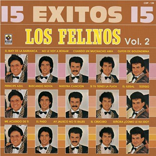 Felinos Stream or buy for $9.49 · 15 Exitos Vol. Ii