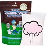 Bag Of Zombie Farts Cotton Candy Funny Novelty Gift for Unique Birthday Gag Gift for Friends, Mom, Dad, Girl, Boy Grandson Funny Christmas Stocking Stuffer
