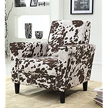 Amazon Com Us Pride Furniture Contemporary Cow And Flower