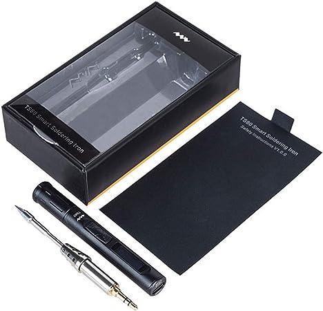 TS80 Main Kit New Mini Smart Portable Digital Soldering Iron Tool Type C 9V Gift