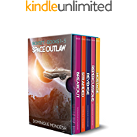 Space Outlaw Box Set (Book 1-5): An Epic Sci-Fi Adventure