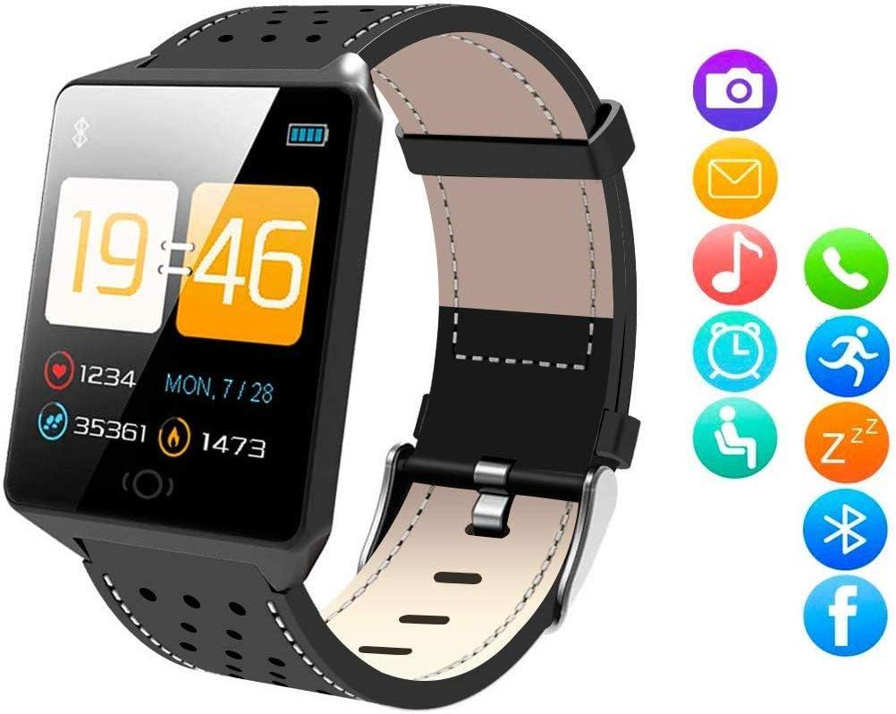 Sulida Smartwatch, Reloj Inteligente IP68 Impermeable Pulsera ...