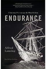 Endurance: Incroyable voyage de Shackleton (L') Capa comum