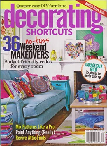Country Collectables Decorating Shortcuts Magazine (Number 71 ...