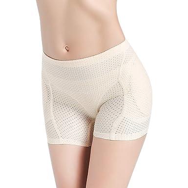 f29855a857d Queenral Culotte Fausse Hanche Taille Haute Butt Lifter Control Briefs  Minceur  Amazon.fr  Vêtements et accessoires