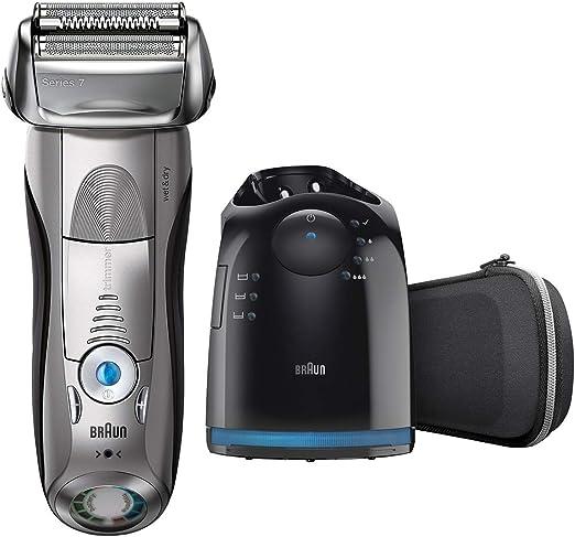 Braun 81679676 - Afeitadora (Máquina de afeitar de láminas, Acero ...