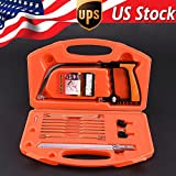 11 in 1 Portable Hand Saw Tool Kit Steel For Home Garden Use