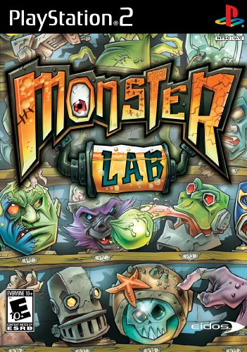 Monster Lab - PlayStation 2 - Express Shoe Lab