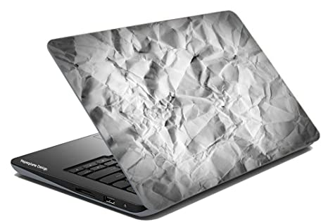 Paper Plane Design Laptop Skin Cover For All Makes And Models With