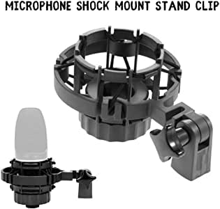 Microphone Shock Absorber Shock Mount Holder Adapter Clamp Clip for AKG H-85 C3000 C2000 C4000 C414
