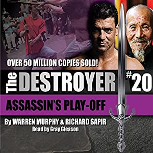 Assassin's Play-Off Audiobook