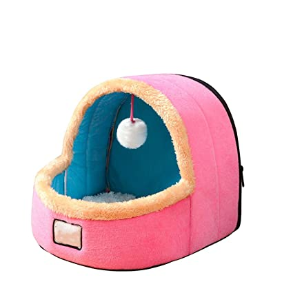 colorful-space Dog Pet House Dog Bed for Dogs Cats Small Animals Products cama perro