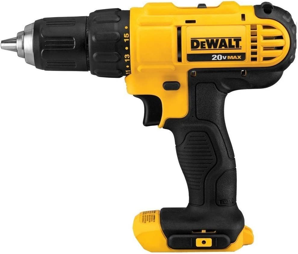 Dewalt DCD771B 20V MAX Cordless Lithium-Ion 1/2 inch Compact Drill Driver - Bare Tool