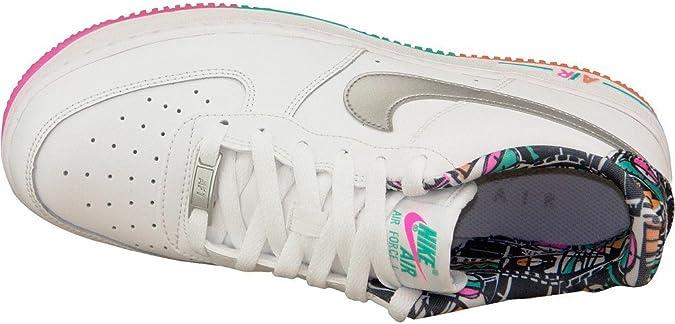 Nike Air Force 1 GS Couleur: Blanc Pointure: 35.5