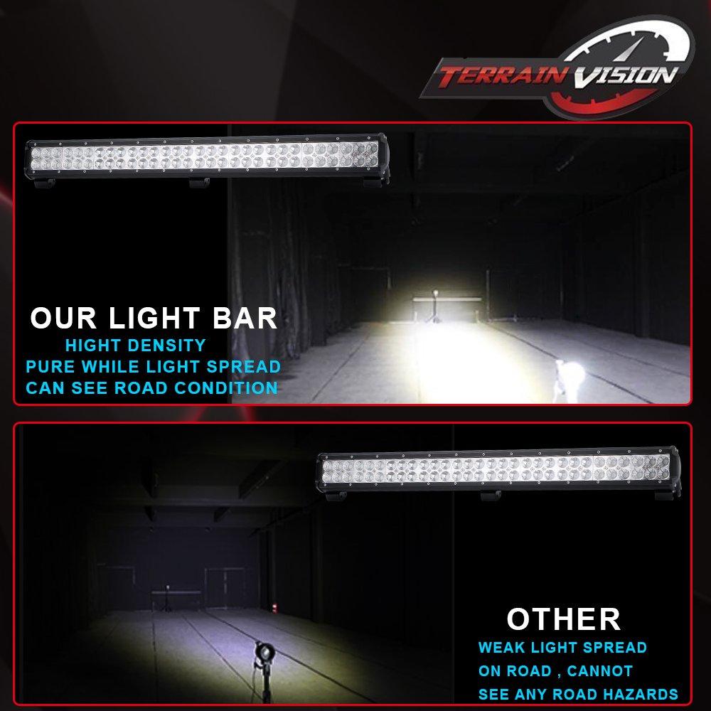 POLARIS RANGER 570 900 XP FULL SIZE 2013+UP 28'' LED LIGHT ...