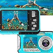 Waterproof Underwater Digital Camera for Snorkeling,Waterproof Cameras Underwater Digital Video Cameras -Full