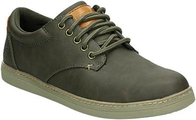 Planta Broma irregular  SKECHERS 65272-CHAR MARRON Taille 44: Amazon.fr: Chaussures et Sacs