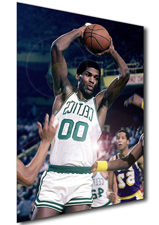 Instabuy Poster - Sports - Basket Stars - NBA - Robert Parish ...