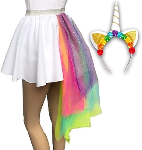 Disfraz de unicornio para mujer, para adulto, para disfraz: Amazon ...