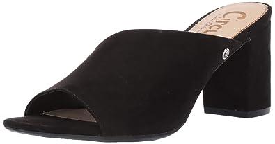 853a64e78 Circus by Sam Edelman Women's Suzanna Heeled Sandal, Black Microsuede, ...