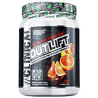 Nutrex Research Oulift Preworkout, Orange Flavor, 30 Servings