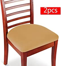kitchen chair slipcovers. Plain Chair Boshen Elastic Spandex Chair Stretch Seat Covers Protector Dining Room Kitchen  Chairs Stretchable 2 4 6PCS Intended Slipcovers T