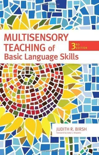 Multisensory Teaching of Basic Language Skills, Third Edition by Wolf M.Ed., Beverly J. (2011) Hardcover