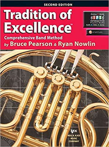 w61hf tradition of excellence book 1 f horn