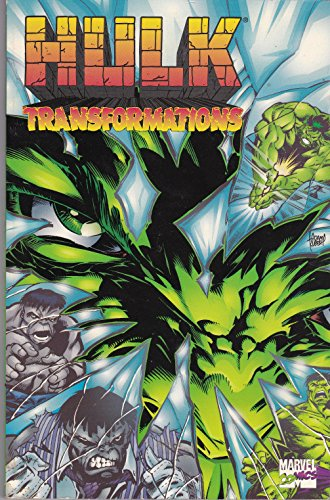 Tpb Signed - Incredible Hulk Transformation TPB Signed Peter David