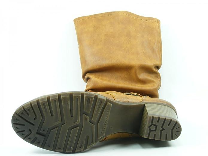 Tamaris 1-25018-29 Ankle Botines para mujer , schuhgröße_1:37 EU;Farbe:noir
