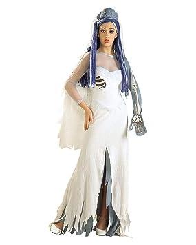 Como hacer un vestido de la novia cadaver