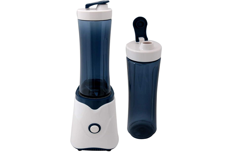 AFK Smoothie Licuadora Azul Incluye 2 Vasos to go 600 ml: Amazon ...