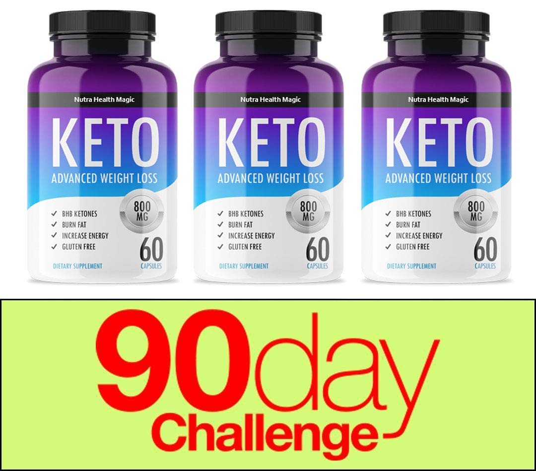 QFL NUTRA Health Magic Keto Advanced Weight Loss(Capsules) Ketosis/Keto Diet Weight Loss (3)
