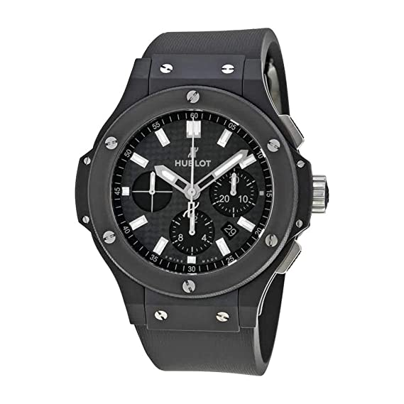Hublot Big Bang Evolution Black Magic Cerámica Cronógrafo – 301. Ci. 1770.