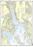 NOAA Chart 13224: Providence River and Head of Narragansett Bay