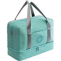 Sporttas, reistas, handbagage voor dames en heren, met schoenenvak, waterdicht, voor reizen, outdoor, kamperen
